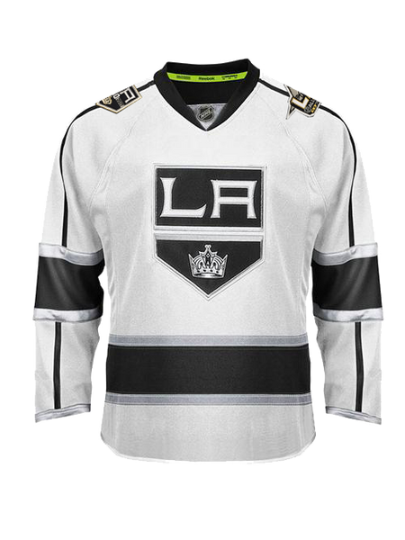 Los Angeles Kings Jonathan Quick Authentic Road Jersey