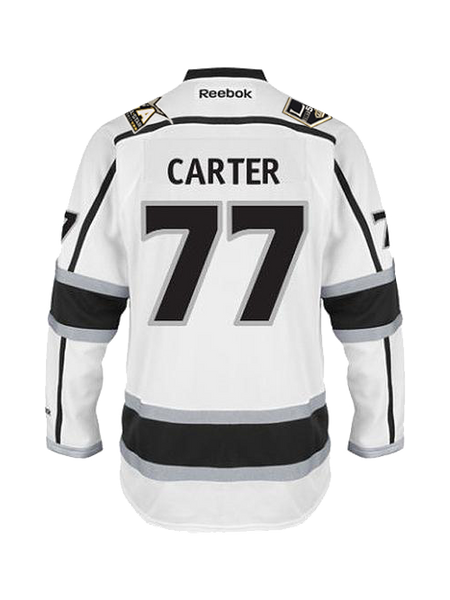 Los Angeles Kings Jeff Carter Authentic Road Jersey