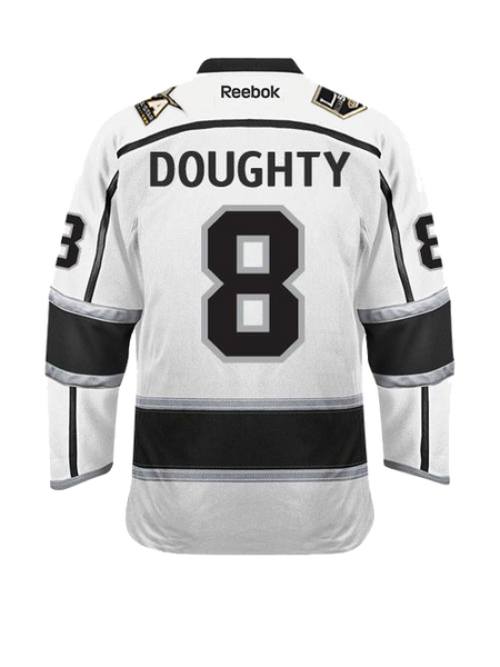 Los Angeles Kings Drew Doughty Authentic Road Jersey