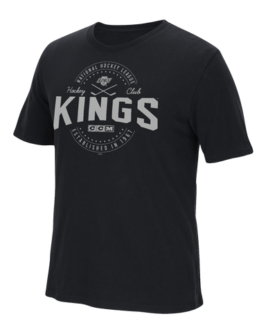 Los Angeles Kings CCM Skate Around Short Sleeve T-Shirt