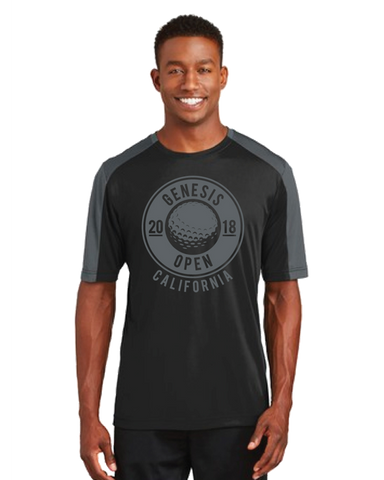 Genesis Open Golf Ball T-Shirt