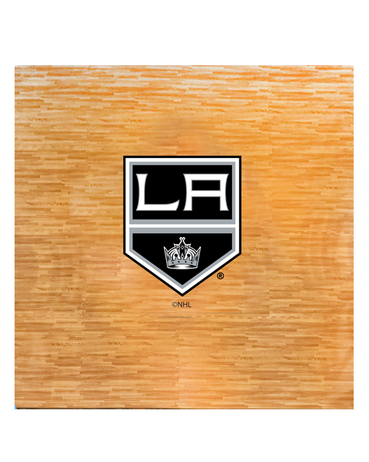 LA Kings Driven Fan Floor