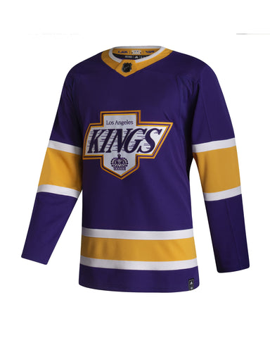 LA Kings Authentic Reverse Retro Jersey