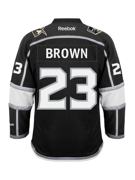 Los Angeles Kings Dustin Brown Premier Home Jersey