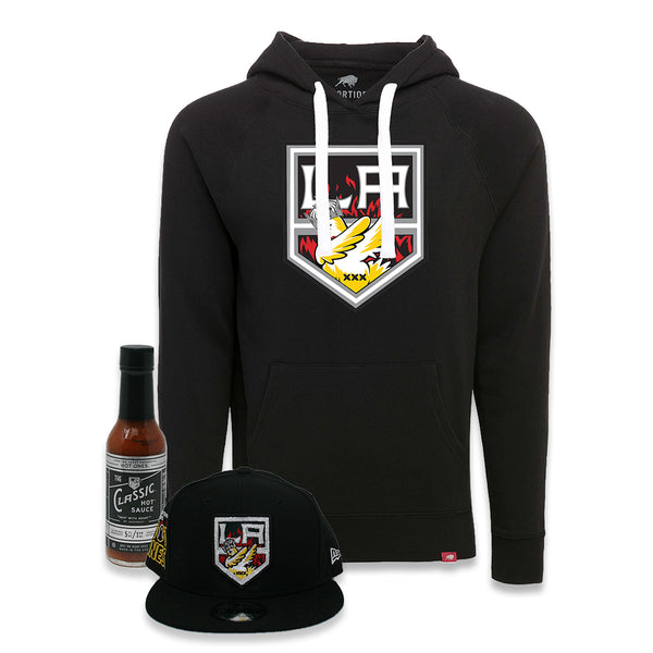 LA KINGS X HOT ONES WARM-UP PACK