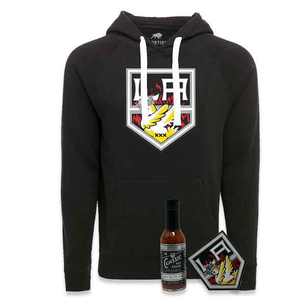 LA KINGS X HOT ONES HEAT ENFORCER PACK