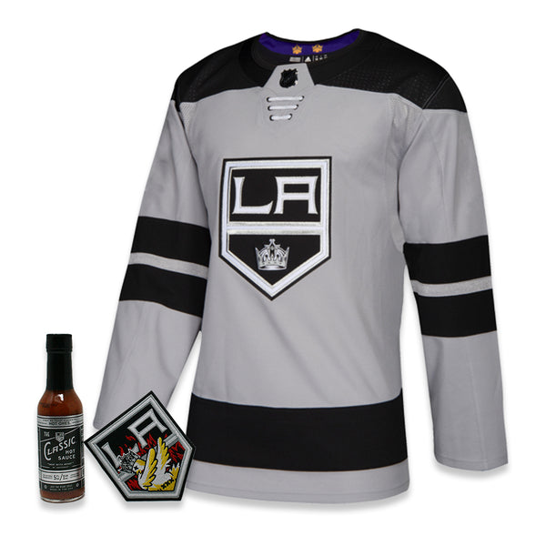 LA KINGS X HOT ONES HAT TRICK PACK