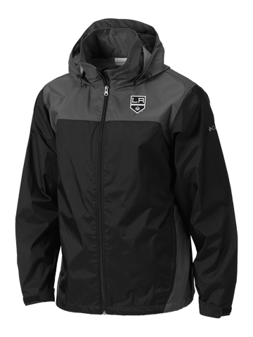 LA Kings Black Glennaker Lake Jacket