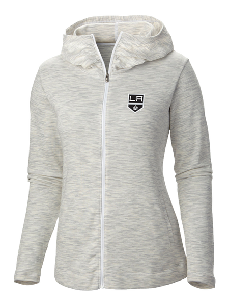 LA Kings Womens Outerspaced White Jacket