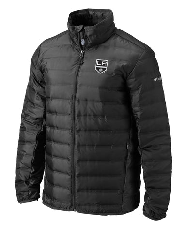 LA Kings Lake 22 Down Jacket - Black