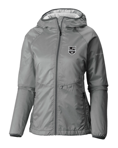 LA Kings Women's Gray Plushing It Jacket
