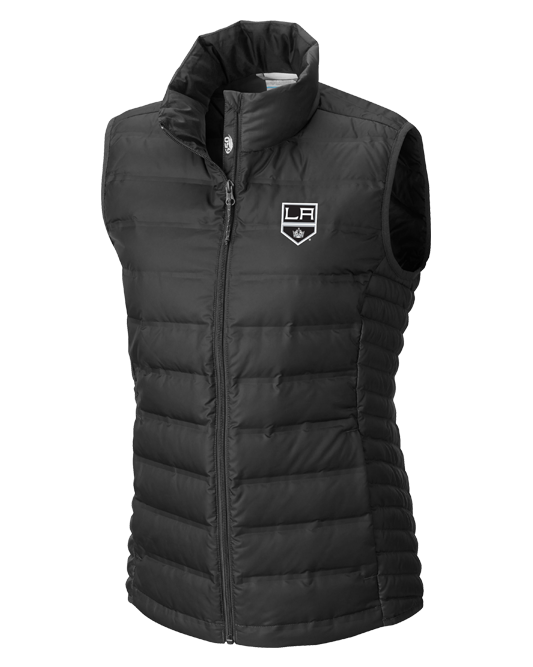 LA Kings Women's Lake 22 Vest - Black