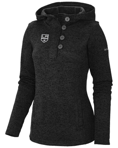 LA Kings Women's Darling Days Pullover - Black