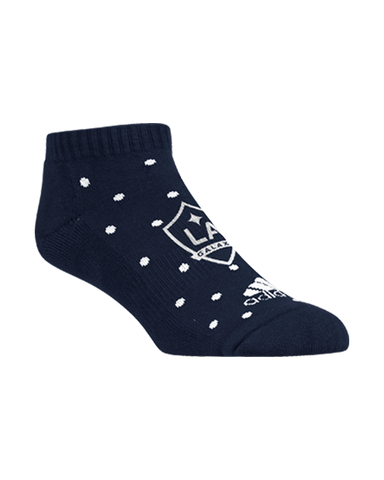 LA Galaxy Women's Team Logo Ankle Socks