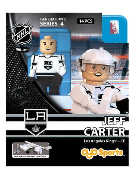 Los Angeles Kings Jeff Carter Road OYO Figurine