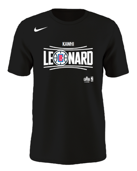 LA Clippers Leonard New City Player T-Shirt