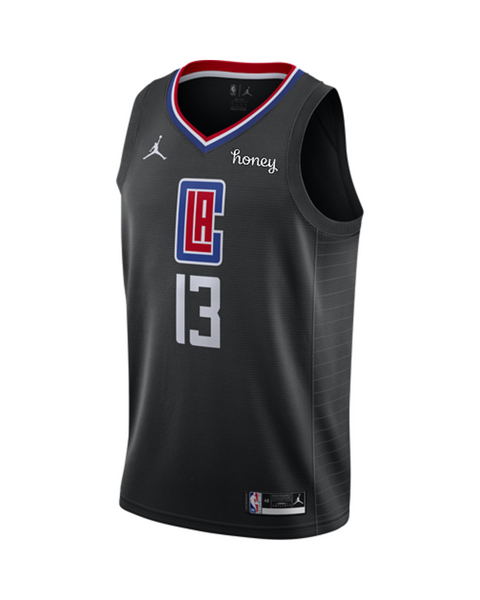 Clippers Paul George 2020-21 Statement Swingman Jersey