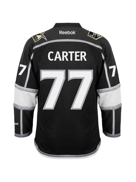 Los Angeles Kings Jeff Carter Premier Home Jersey