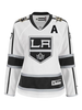 LA Kings Reebok Women's Jeff Carter Premier Road Jersey