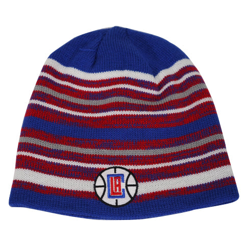 CLIPPERS LAC STRIPED JACQ BEANIE
