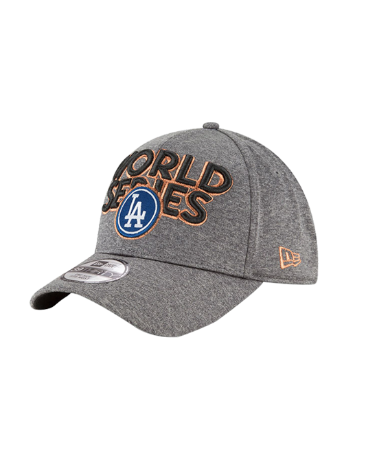 24e0946cdc0 Los Angeles Dodgers National League Champions 39THIRTY Cap – TEAM LA Store