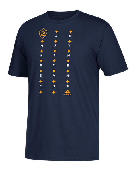 LA Galaxy Jonathan Dos Santos Constellation T-Shirt