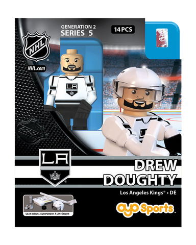Los Angeles Kings Drew Doughty Road OYO Figurine