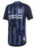 LA Galaxy Cristian Pavon Authentic Navy Night Secondary Jersey
