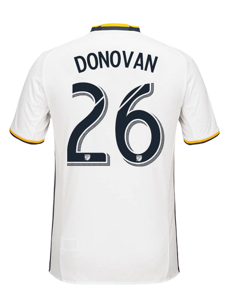 LA Galaxy Landon Donovan Authentic Primary Jersey