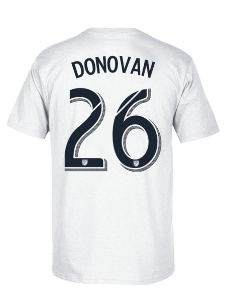 LA Galaxy Landon Donovan Home Player T-Shirt