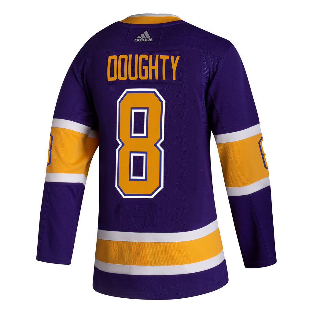 LA Kings Authentic Drew Doughty Reverse Retro Jersey