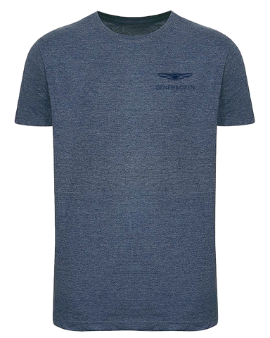 Genesis Open Chambray Logo T-Shirt