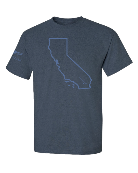 Genesis Open State Golf T-Shirt