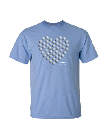Genesis Open Youth Heart Ball T-Shirt