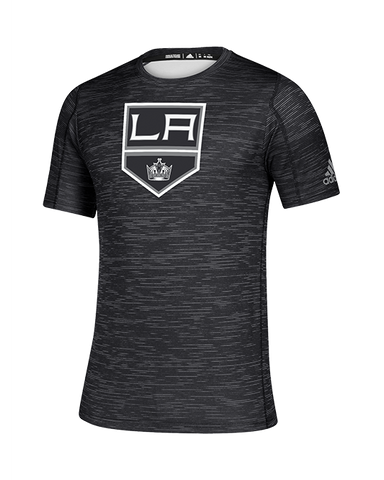 LA Kings Game Mode Training Short Sleeve Tee - Black