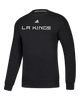 LA Kings Must Have 3 Stripes Crew - Black/White