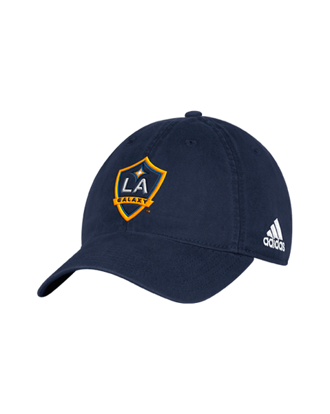 LA Galaxy Basic Slouch Adjustable Cap