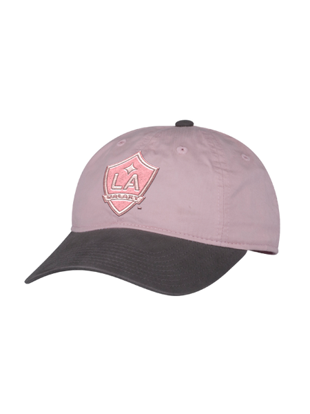 LA Galaxy Women's Soft Slouch Adjustable Cap