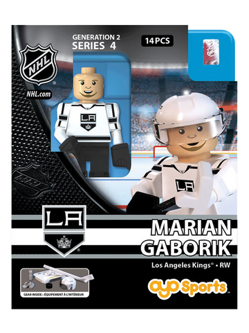 Los Angeles Kings Marian Gaborik Road OYO Figurine