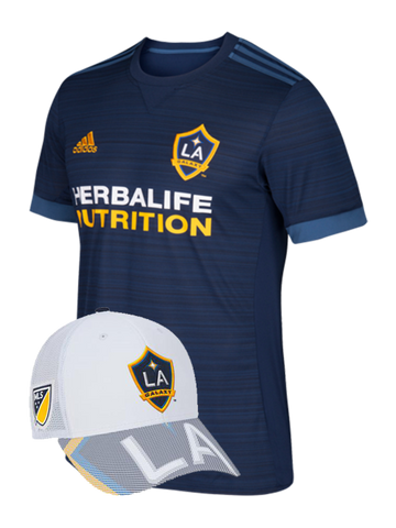 LA Galaxy Men's Game-Ready Holiday Bundle