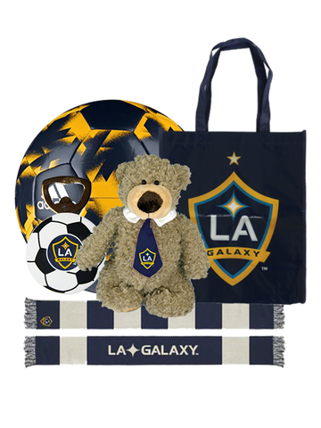 LA Galaxy Stocking Stuffers Holiday Bundle