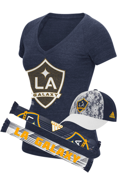 LA Galaxy Women's Have It All Holiday Bundle