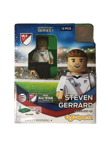 LA Galaxy Steven Gerrard All-Star OYO