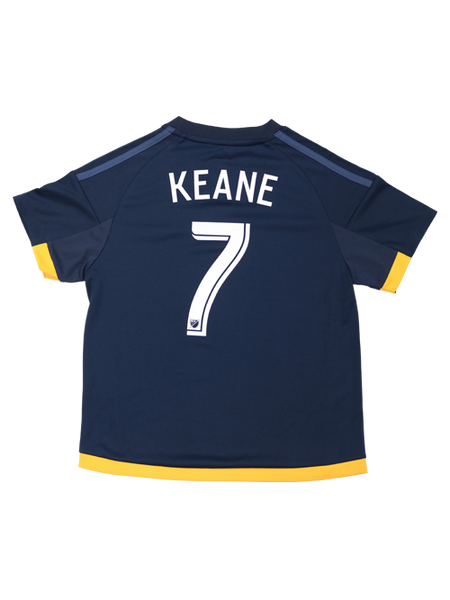 LA Galaxy Toddler Secondary Replica Road Keane Jersey