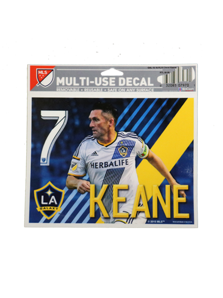 Galaxy Robbie Keane Decal