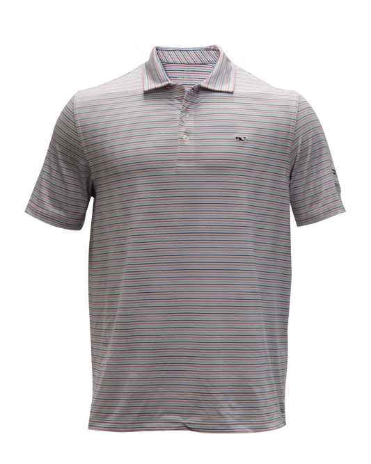 Genesis Open Performance Stripe Polo