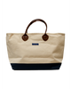 Genesis Open Leather Handle Tote