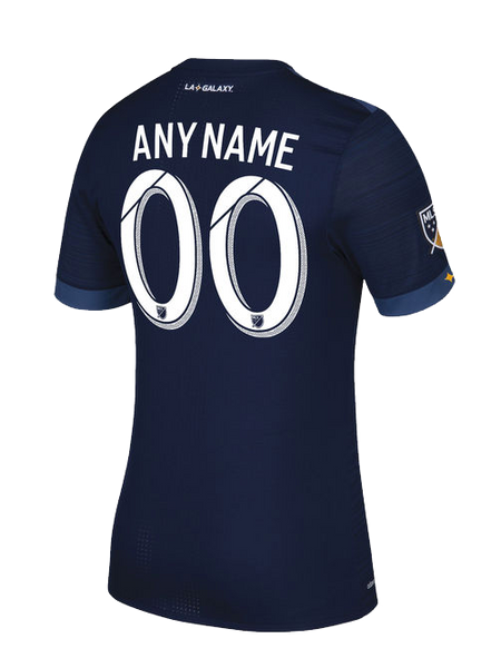 LA Galaxy Authentic Custom Secondary Jersey