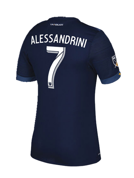 LA Galaxy Authentic Romain Alessandrini Secondary Jersey