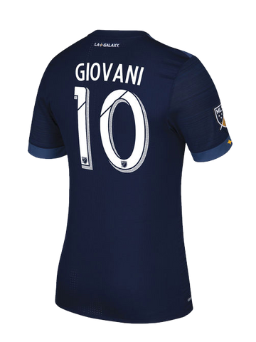 LA Galaxy Authentic Giovani Dos Santos Secondary Jersey